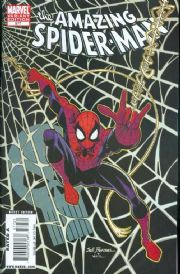 Amazing Spider-man #577 Sal Buscema Variant (2008) Punisher Marvel comic book